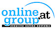 Logo onlinegroup.at creative online systems GmbH